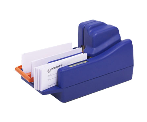 18 1 - ROTOTYPE DAB8000 check scanner